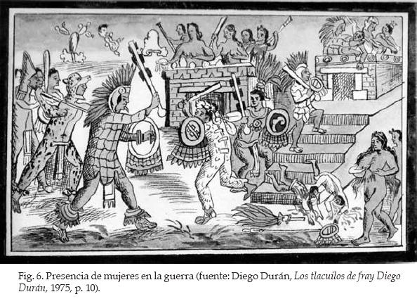 mujeres en la guerra colonial