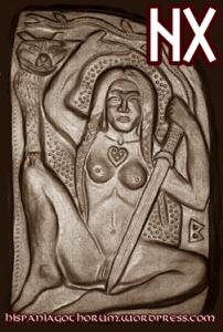 freya, diosa nordica