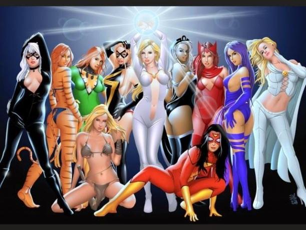 comic-heroinas