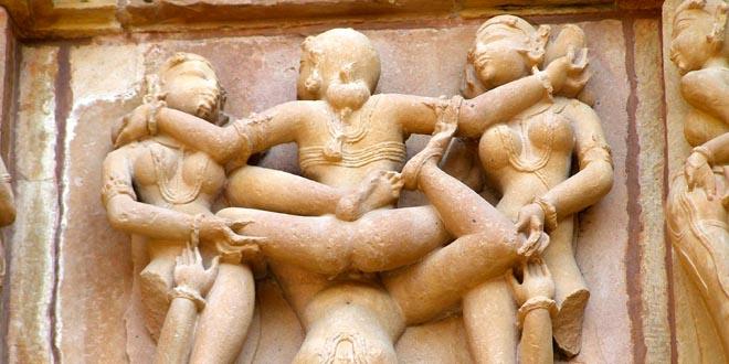 Khajuraho-templo