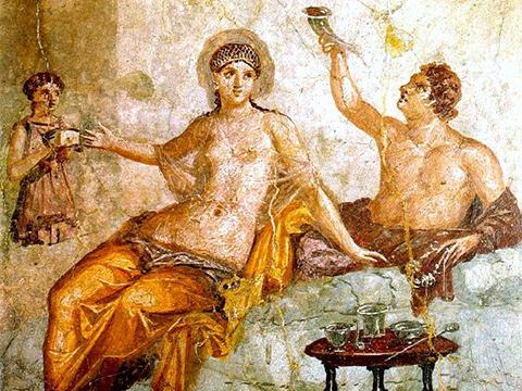 romanos en la cama 4