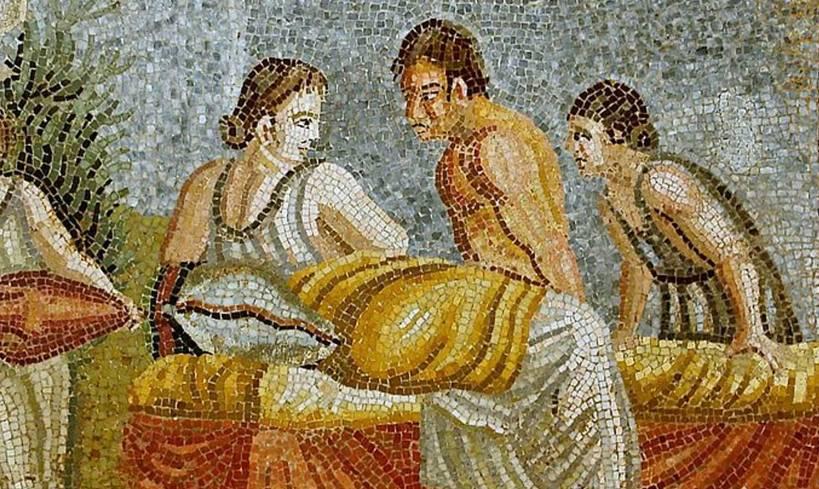 romanos en la cama 5
