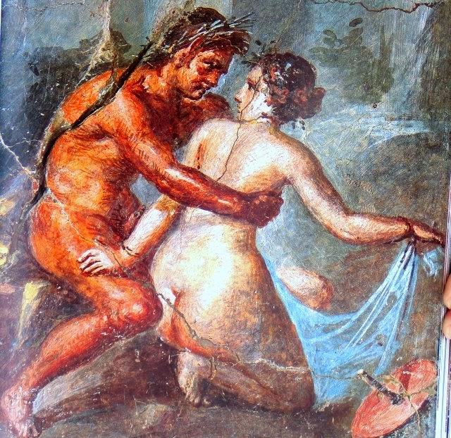 romanos en la cama 8