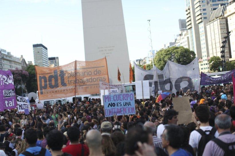 Buenos Aires el tetazo 12