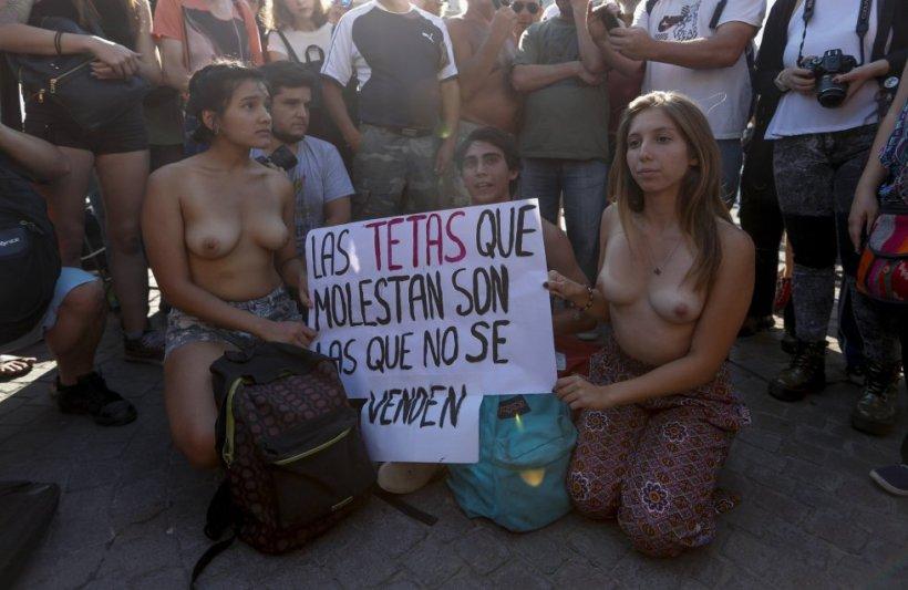 Buenos Aires el tetazo 15