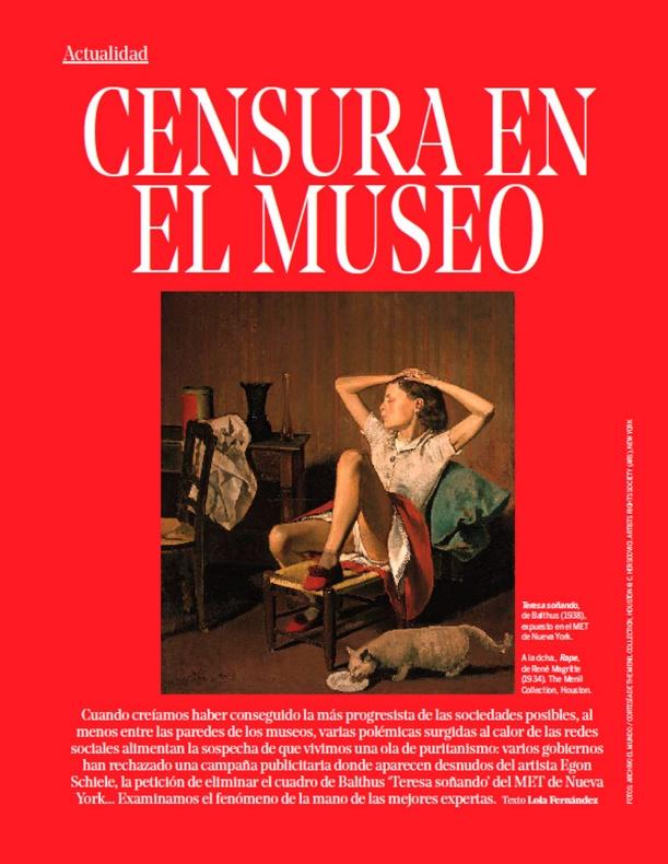 Censura en el museo 1